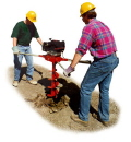Where to rent POSTHOLE AUGER, 2-MAN GAS in Butler PA