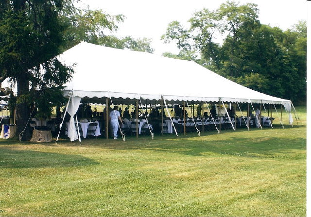 Canopy 40 Foot X 80 Foot Pole White Sales Butler Pa Where
