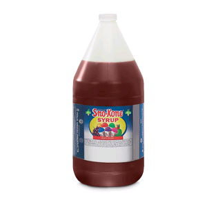 Sno Kone Syrup Gal Rootbeer Rentals Butler Pa Where To