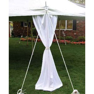 Where to find CORNER DRAPES FOR CANOPIES in Butler