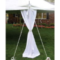Where to rent CORNER DRAPES FOR CANOPIES in Butler PA