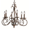 Where to rent LIGHT, CHANDELIER BRONZE in Butler PA
