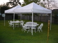 Where to rent CANOPY, 10  x 20  FRAME, WHITE in Butler PA