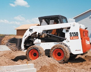 Where to find BOBCAT S150 LOADER in Butler