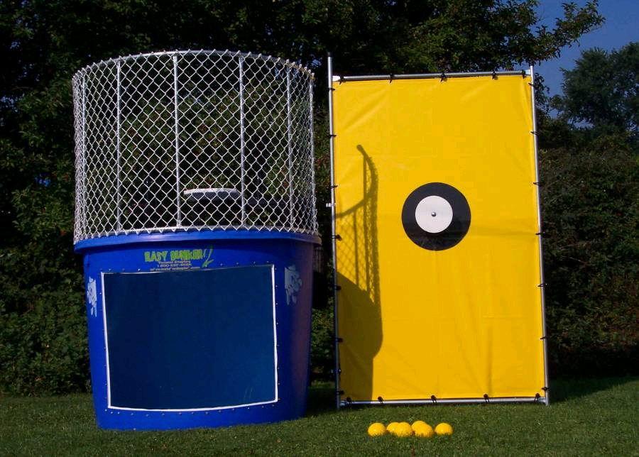 Where to find DUNK TANK in Butler