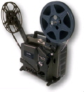 Where to rent PROJECTOR, 16mm MOVIE W  SOUND in Butler PA