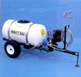 Where to find SPRAYER, 50 GALLON TOWABLE in Butler