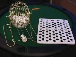 Where to find GAME, BINGO SET in Butler