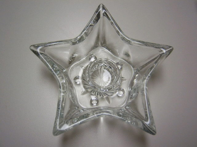 Where to find CANDLE HOLDER, STAR SHAPED in Butler