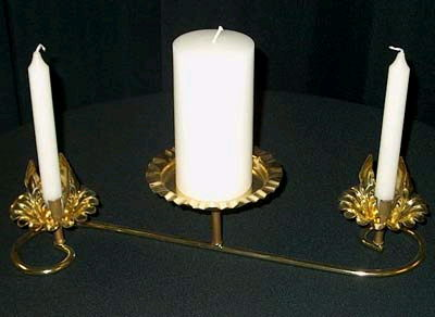 Where to find CANDLEABRA, UNITY, BRASS in Butler