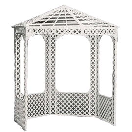 Where to find GAZEBO, WOODEN in Butler