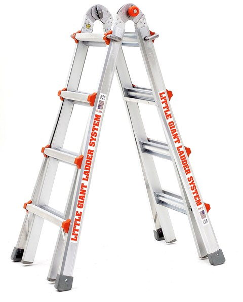 Where to find LADDER, LITTLE GIANT MAKE-UP in Butler