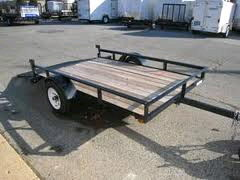 Where to find TRAILER, SMALL UTILITY in Butler