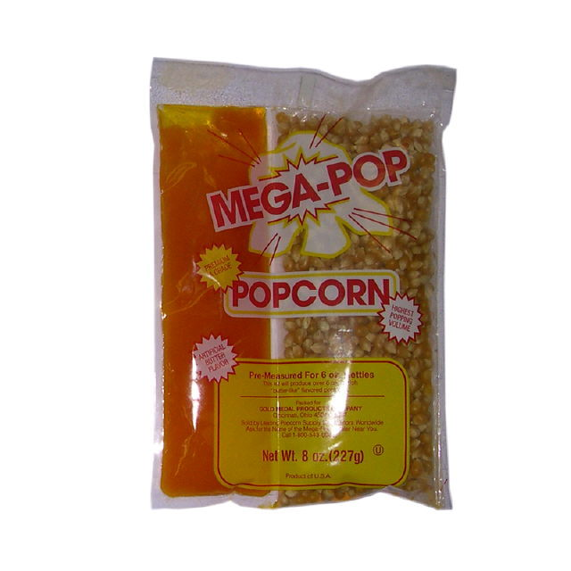 Where to find POPCORN  8.0 OZ CORN OIL KITS in Butler