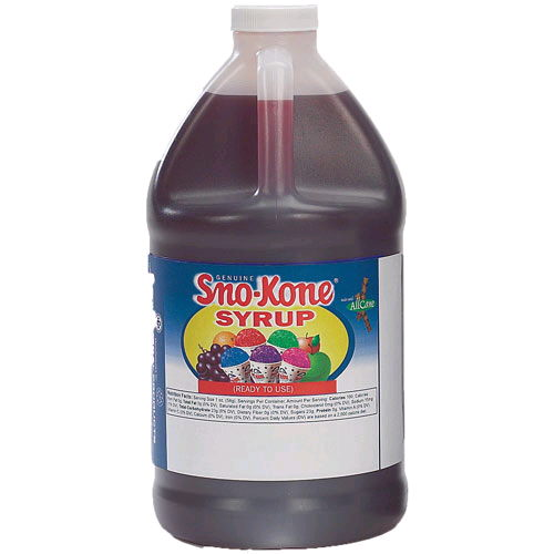 Sno Kone Syrup Gal Cherry Rentals Butler Pa Where To Rent