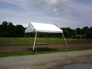 Where to find CANOPY, 10  x 20  FRAME MARQUE WHITE in Butler