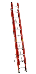 Where to rent LADDER, EXT. FIBERGLASS 40 in Butler PA